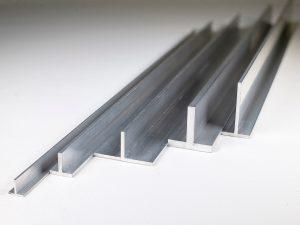 Aluminium Tee Section
