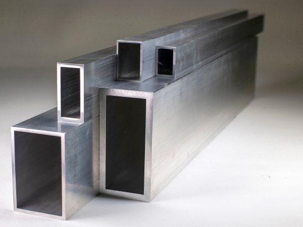 Aluminium Rectangular Section