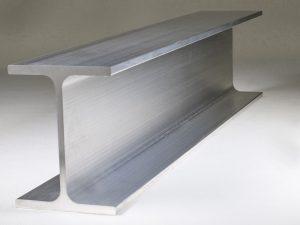 Aluminium 'I' Beam