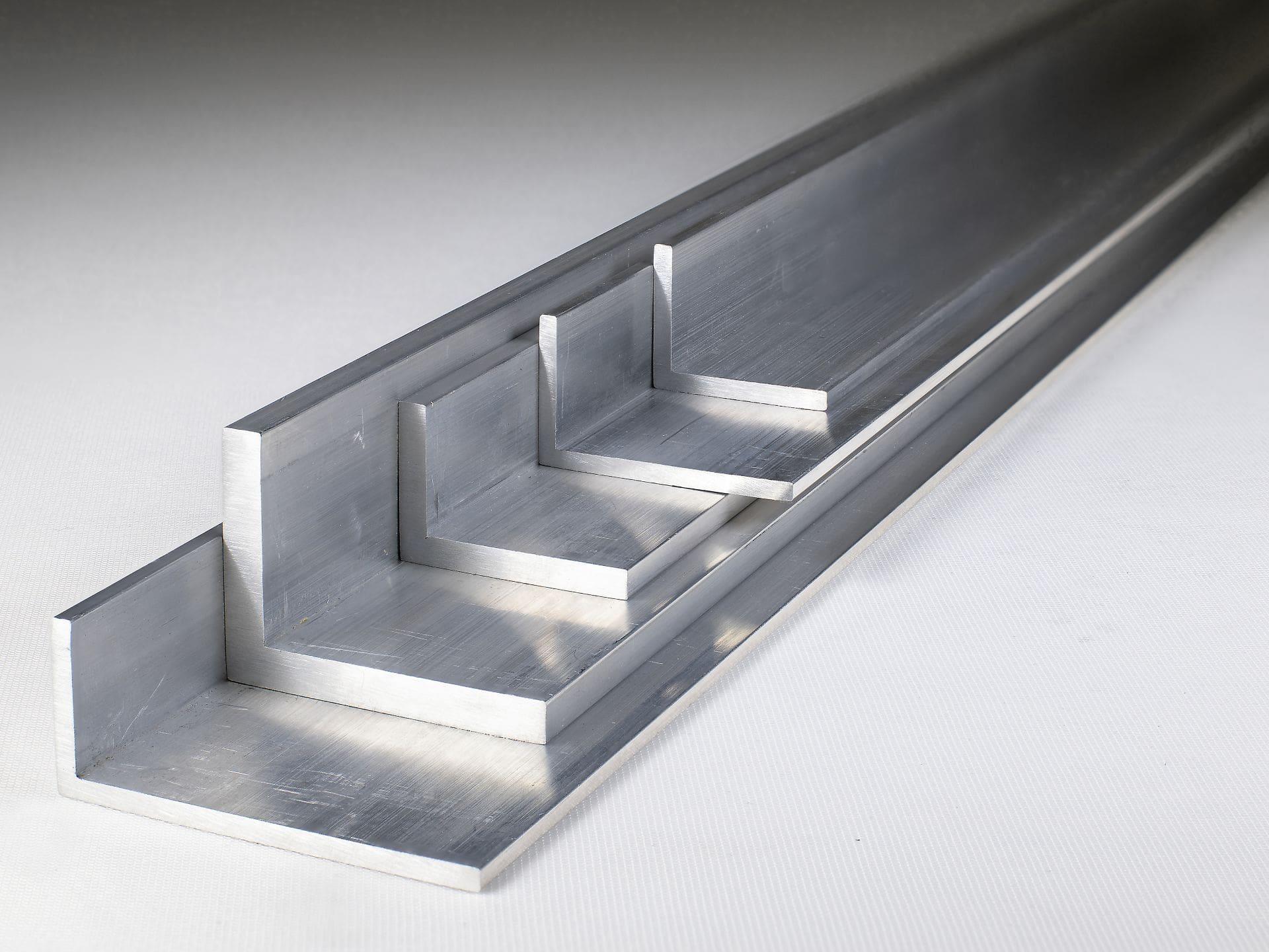 Aluminium Unequal Angle