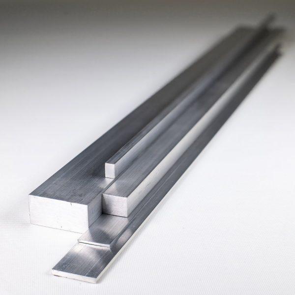 200mm x 10mm Aluminium Flat Bar