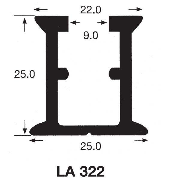 Aluminium la322