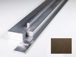 Aluminium flat bar newan